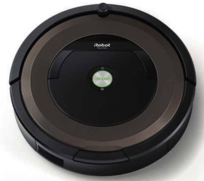 Aspirador Roomba 895 Robot-airforce