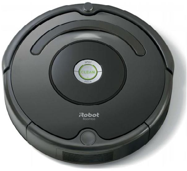 Aspirador Roomba 676 Robot-aerovac G
