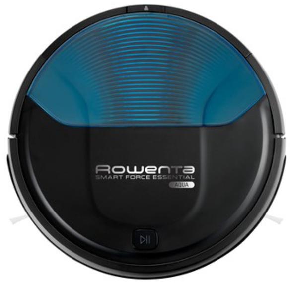 Aspirador Rowenta ROBOT Rr6871wh Con-mopa
