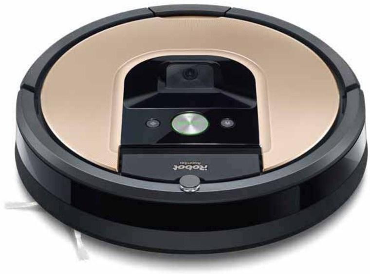 Aspirador Roomba ROBOT R974 Imprint Wifi