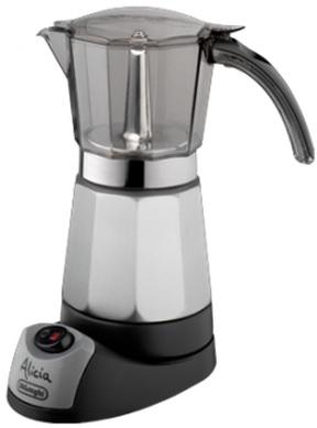 Cafetera Delonghi EMK9 Alicia 9tazas Moka 450w