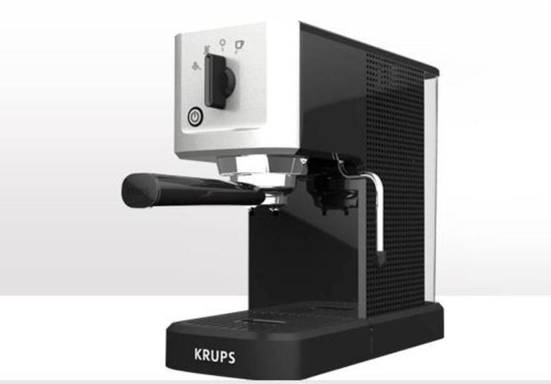 Cafetera Krups XP344010 15bar Steam Pump