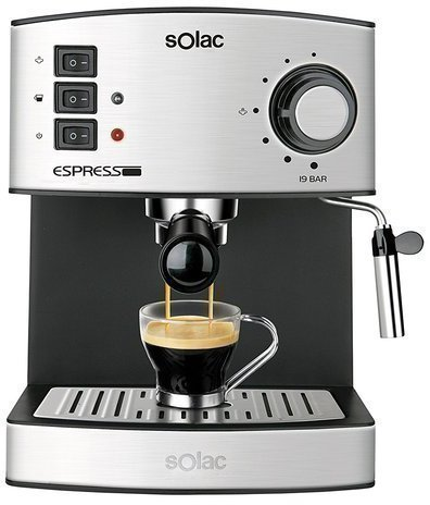Cafetera Solac CE4480 Express 19 Bares