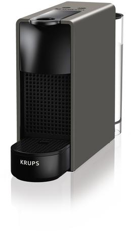 Cafetera Krups XN110BPR Nespresso Esenza Mini Gris