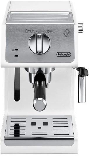Cafetera Delonghi ECP33.21WH Espresso Blanca
