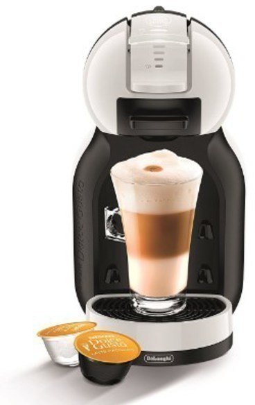 Cafetera Delonghi EDG305WB Dolce-gusto Minime Blan