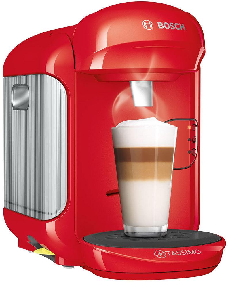 Cafetera Bosch TAS1403 Tassimo Roja Multibebida