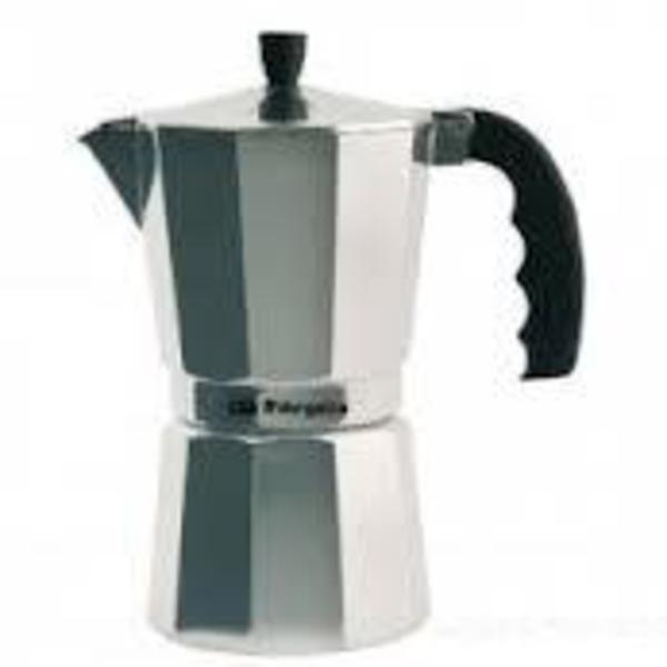Cafetera Orbegozo KF300 4t Aluminio