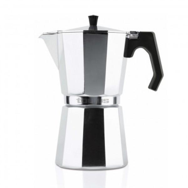 Cafetera Taurus ITALICA 9t Aluminio (984.065)-