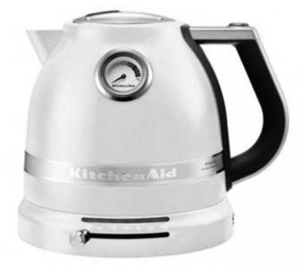 Hervidor Kitchenaid 5KEK1522EFP Blanco
