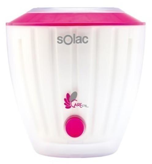 Depiladora Solac DC7501 Cera Carepil