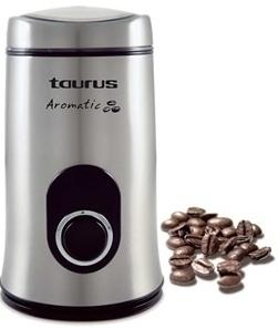 Molinillo Taurus CAFE Aromatic Acero Inox