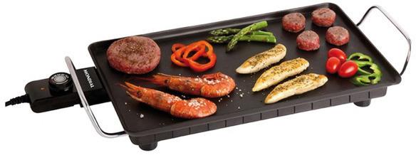 Plancha Mondial TC01 Asar Tablet Chef 2500w