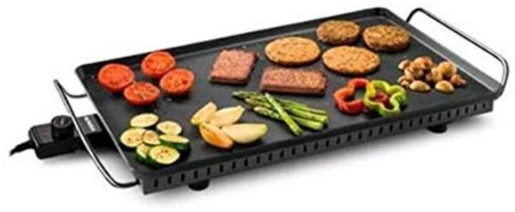 Grills, planchas de cocina y paelleras eléctricas