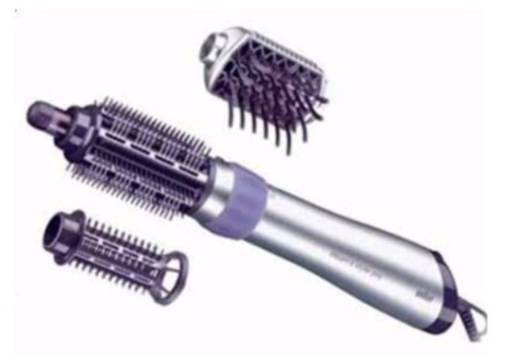 Moldeador Braun AS530 3ajustes 1000w