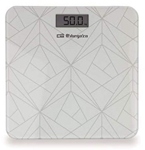 Peso Orbegozo PB2218 Baño Blanco