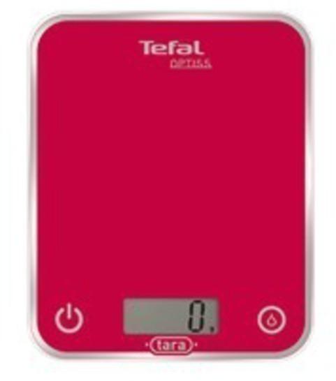 Peso Tefal BC5003 Cocina 5kg Rojo