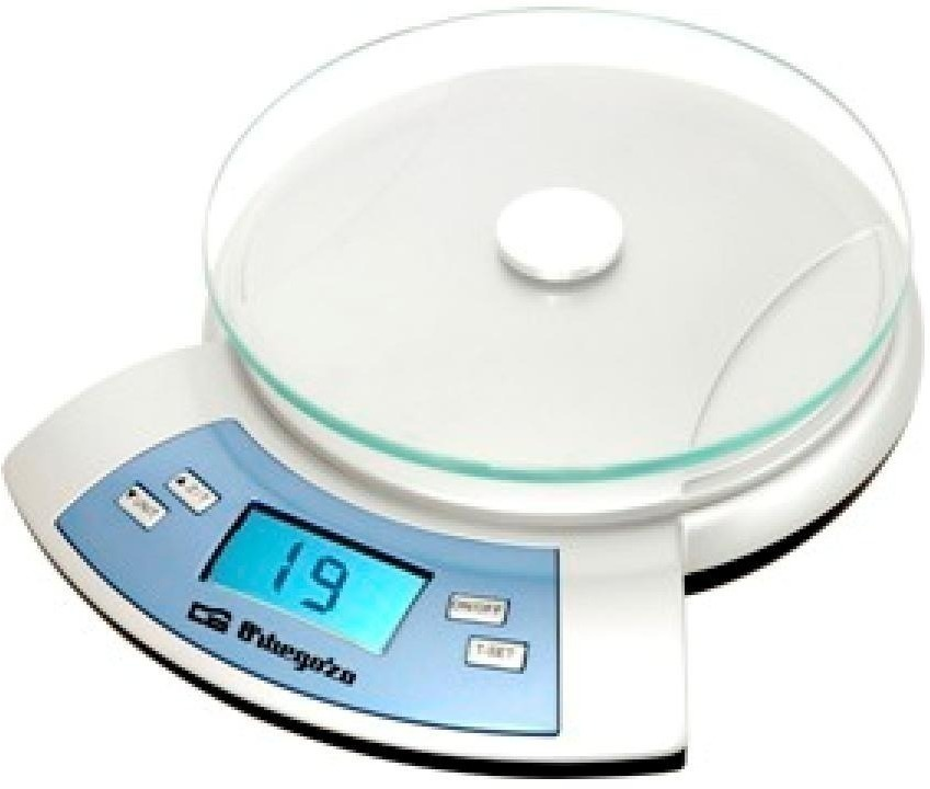 Peso Orbegozo PC2030 Cocina 2kg Electronica