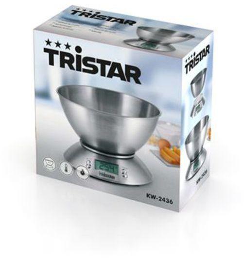 Peso Tristar KW2436 Cocina Inox 5k