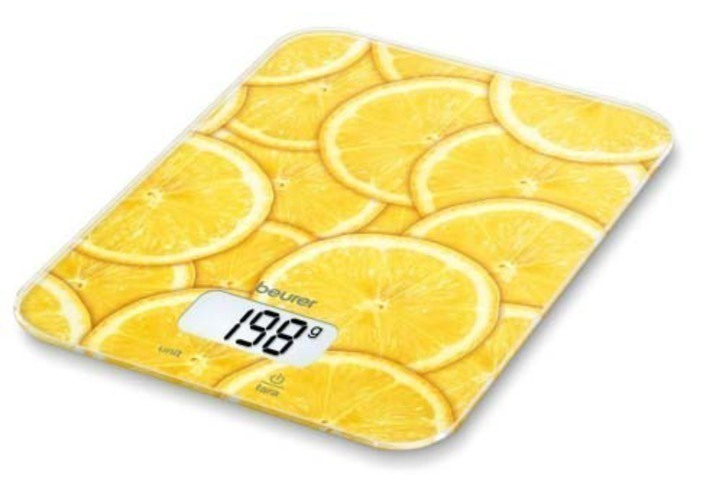 Peso Beurer KS19 Cocina Lemon(river)