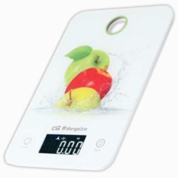 Peso Orbegozo PC1020 Cocina 5kg Plano