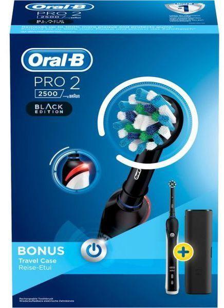 Cepillo Oralb DENTAL Pro2500 Allblack-