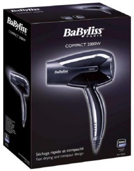 Secador Babyliss D212E 2000w
