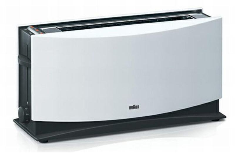 Tostador Braun HT500 Multitoast Blanco 1000w