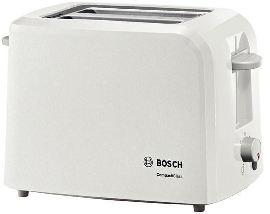 Tostador Bosch TAT3A011 1boca 980w Blanco
