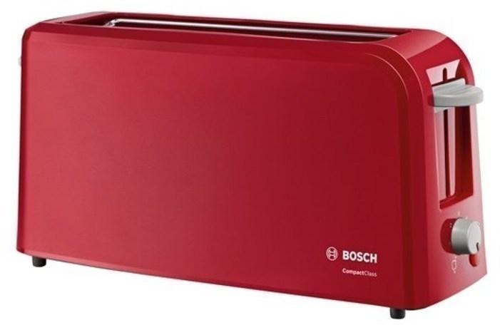 Tostador Bosch TAT3A004 1boca 980w Rojo