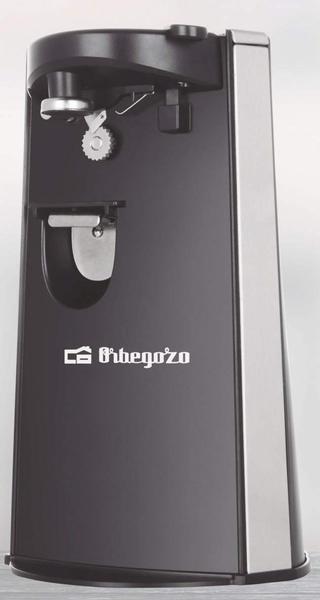 Abrelatas Orbegozo CU6500 Inox 60w