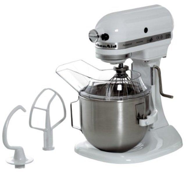 Robot Kitchenaid 5KPM5 Cocina Heavy Duty 4.8l Blc