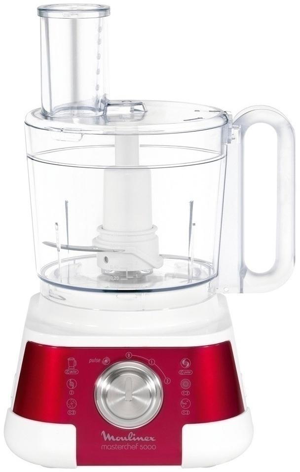 Kenwood robot kmx750rd cocina 1000w roja etendencias for Robot cocina masterchef