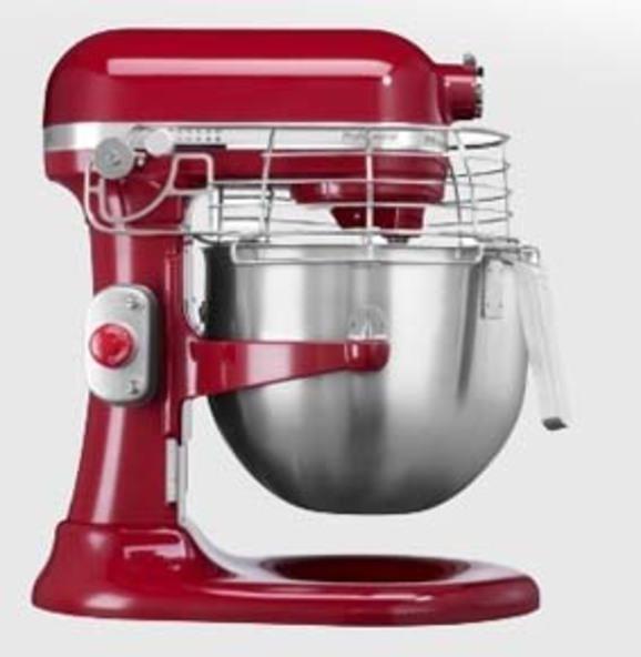 Robot Kitchenaid 5KSM7990XEER Cocina 6.9l Roj