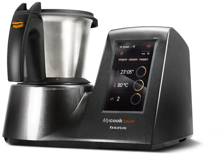 Robot De Cocina Taurus Mycook Precio | Taurus Robot Mycook Touch Cocina Wifi 080000 Etendencias