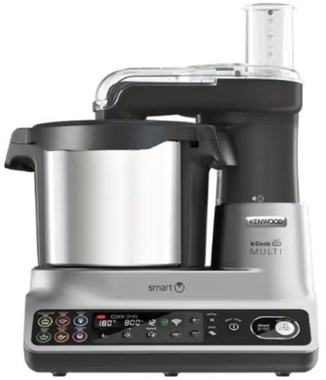 Robot Kenwood CCL450SI Cocina 1500w Inox