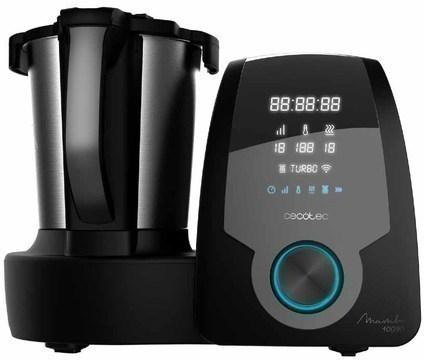 Robot Cecotec COCINA Mambo-10090 Negro (4133)