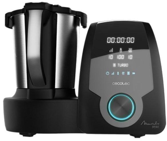 Robot Cecotec COCINA Mambo-9590 Negro (04150)