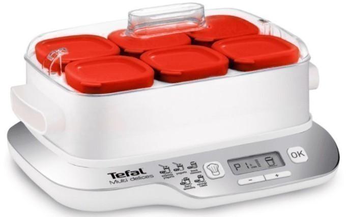Yogurtera Tefal YG660132 Multidelices 6 Yog