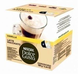 Gusto Dolce PACK16 Vainilla-latte-macchiato