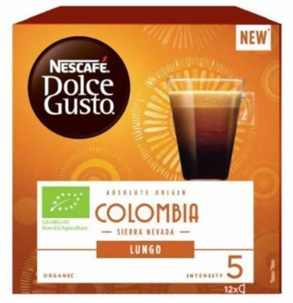 Gusto Dolce PACK12 Lungo-colombia 12355948