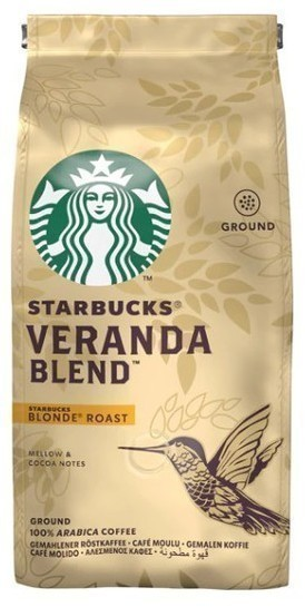 Cafe Starbucks VERANDA Molido 200g 12398022