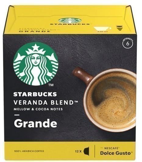 Gusto Dolce PACK12 Starbucks Blonde Veranda 398629