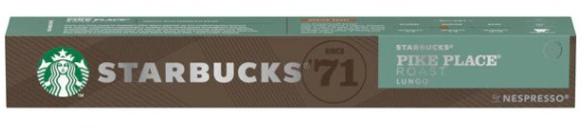Pack10 Nespresso STARBUCKS Sumatra 6200193