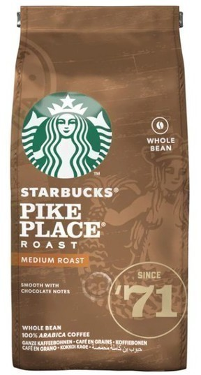 Cafe Starbucks PIKE Place Grano 200g 12398025