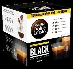 Gusto Dolce PACK48 Capsulas-black-pack