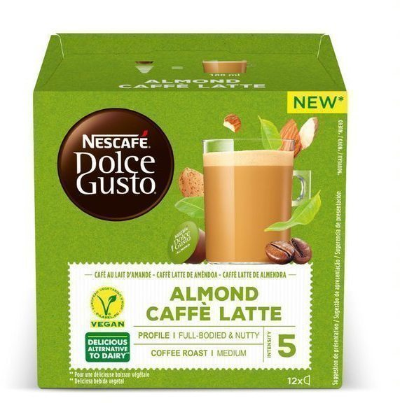 Gusto Dolce PACK12 Cafe-leche-almendra(12451442)