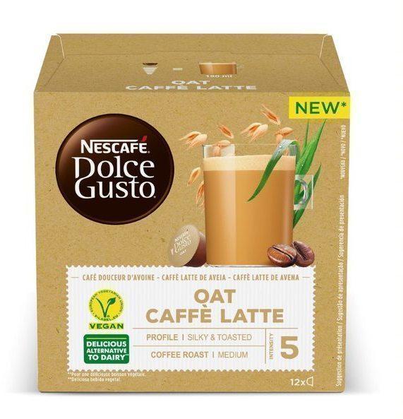 Gusto Dolce PACK12 Cafe-leche-avena (12451273)
