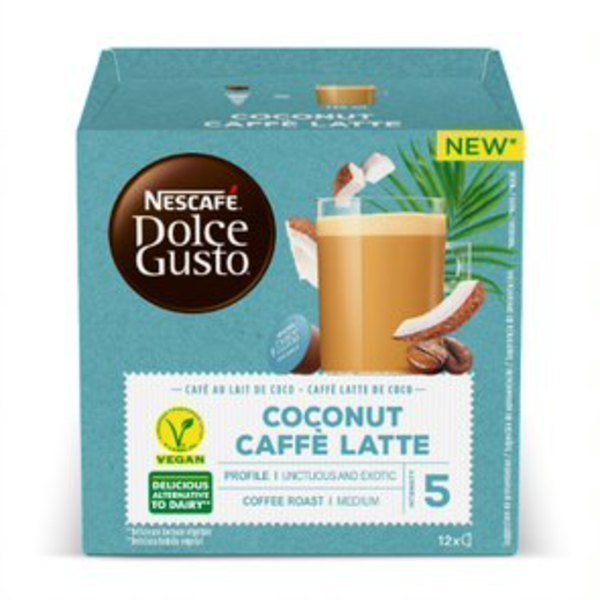 Gusto Dolce PACK12 Cafe-leche-coco (12451460)