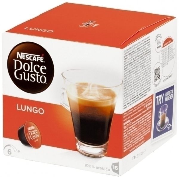 Gusto Dolce PACK3 Lungo Tripack 16x3